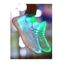 Cool Luminous LED Sneakers Glowing Light Up Shoes for Adult&Kid with Usb Charger