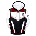 Cosplay Costume Unisex Relaxed Hoodie
