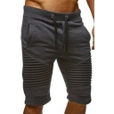 Summer Trendy Outdoor Fitness Breathable Running Shorts Sweat Shorts for Men
