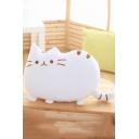 50cm Soft Plush Pusheen Stuffed Toy Pet Emoji Fat Cat Pillow