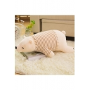 Polar Bear Plush Toys Stuffed Animals Dolls Small White Sleeping Bear Collection Huggable Pillow Cushion for Kids 60cm