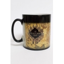 Harry Potter Castle Print Cool Unique Discolour Ceramic Mug Cup