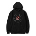Shitpøster Merch Long Sleeve Loose Fit Casual Hoodie