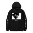 New Stylish Popular American Rapper Relaxed Fit Pullover Hoodie