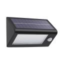 Solar Motion Sensor Security Light 32 LED Waterproof Dusk to Dawn Sensor Wall Lighting for Stair