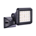 Adjustable Angle Ground Lights 20 LED Motion Activated Security Light for Fence and Lawn