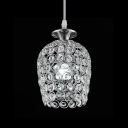 Modern Crystal Pendant Lighting with 35.5