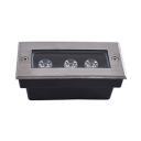 LED In-Ground Light Outdoor 3/5/9W Stainless Waterproof Landscape Lighting for Garden Yard
