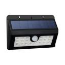 54 LED Solar Security lighting with Motion Sensor Wireless Dusk to Dawn Sensor Wall Light