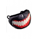 Comic Cosplay Costume Big Mouth Black Anti-Fog Outdoor Face Mask