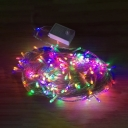 328ft Rope LED Wall String Lights 2-Pack 600/800 Lights Hanging Lights for Patio Yard
