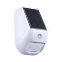 4 LED Solar Lights Outdoor Patio Always on Mode/Motion Sensor Waterproof Security Light