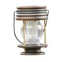 1/2 Pack Solar Post Lamp Switch Control Dusk to Dawn Sensor Post Lighting in White/Warm