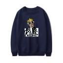 American Rapper Unisex Long Sleeve Pullover Sweatshirt