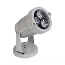 Pack of 1 Wireless Security Light Easy Install Waterproof LED Spotlight for Fence Garden