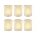 Waterproof Flameless LED Tea Light Candles 12 Pack Tealights for Wedding Festival