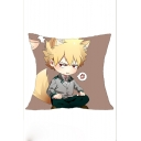 Ground Zero Cartoon 3D Comic Character Printed Pillowslip 40*40