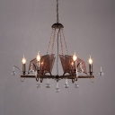 Candle Chandelier with 39