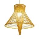 Single Light Cone Pendant Light with 47