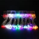 Decorative Indoor Fairy Lights 3/8/16/33ft 10/20/40/80 Lights LED Twinkle Lights in Warm/White/Multi Color