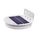 28 LED Solar Wall Lights Garden Pack 1/2/4 Motion Sensor Step Lights in White/Warm