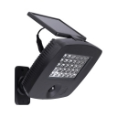 30 LED Solar Wall Lighting for Garage Stair Weatherproof Security Night Light with Motion Sensor