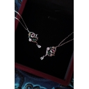 Harry Potter New Trendy Snake-Shaped Silver Necklace for Gift