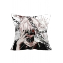 Cool Comic Figure Chain Printed Pillowslip 40*40