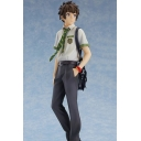 Anime Movie Your Name figure Taki Tachibana PVC Action Figure Collection Model Doll Toys Gift Figurine 15cm