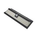 Rectangle Solar Light Outdoor 54/90 LED Motion Sensor and Dusk to Dawn Sensor Deck Light