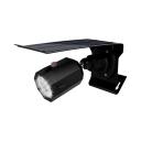 Solar Motion Sensor Light Outdoor Weatherproof 5 W 10-LED Security Wall Light for Yard Lawn