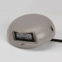 1 Pack Wireless Landscape Light Easy Install Waterproof Step Light in Warm/White/Cool White