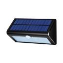 1/2/4 Pack Solar Lights Yard Motion Sensor Stainless Steel Waterproof Security Lamps in White/Warm