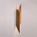 Kitchen Living Room Wall Light Metal 2 Lights Postmodern Style Sconce Light