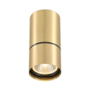 Living Room Foyer Aluminum LED Down Light 7W Long Life Gold Cylinder Spot Light in White/Warm