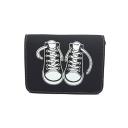 Trendy Shoes Printed Long Strap Square Crossbody Bag 18*5*13 CM
