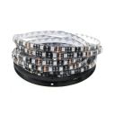 16ft 5050 LED Light Strip Waterproof/Non-Waterproof Portable Color Changing Light Rope for Backyard