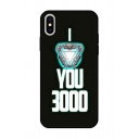 Fashion Letter I Love You 3000 Phone Case for iPhone