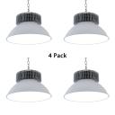 1/4 Pack Factory Supermarket Warehouse Light Aluminum 1 Head High Brightness High Bay Lighting