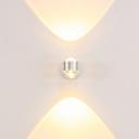 High Brightness Wall Light 1/2/3 Lights Contemporary Aluminum Track Lighting for Hallway Living Room
