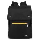 Designer Plain High Capacity Backpack School Bag 43*29*13.5 CM