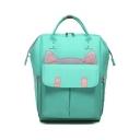 Cartoon Design Large Capacity Portable Travel Backpack Mummy Bag 26*17*40 CM