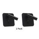 (2 Pack)Modern Style Cylinder Spot Light Angle Adjustable 1 Light Aluminum Sconce Light in White/Black