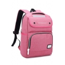 Business Casual USB Charging Oxford Cloth Laptop Bag Backpack For Men Women 28*16*40 CM