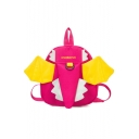 Cute Cartoon Dinosaur Shaped School Backpack for Kids 22*7*21 CM