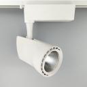 Aluminum Rotatable Track Lighting Mall Foyer 1 Head Commercial LED Spot Light in White/Warm White