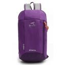 Outdoor Travel Sports Bag Zipper Backpack 15L For Women Men