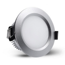 (6 Pack)Aluminum LED Recessed Light 2.5/3//4/5/6 Inch Light Fixture Recessed for Bedroom Bathroom