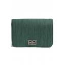 New Fashion Plain Hasp Square Crossbody Bag 18*6*14 CM