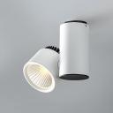 1/2 Heads LED Down Light Aluminum Long Life Flush Mount Light in White/Warm for Kitchen Living Room